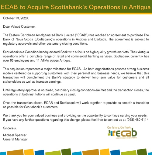 Scotiabank Operations